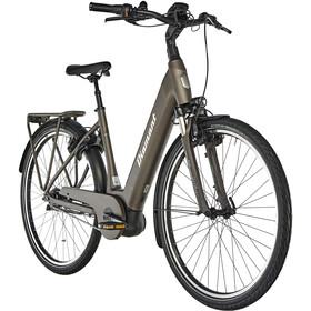 Diamant Onyx+ T - Bicicletas eléctricas de trekking - Easy Entry marrón